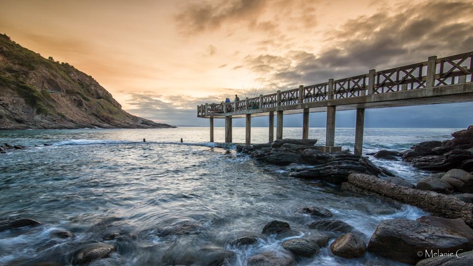 Victoria Bay Pier