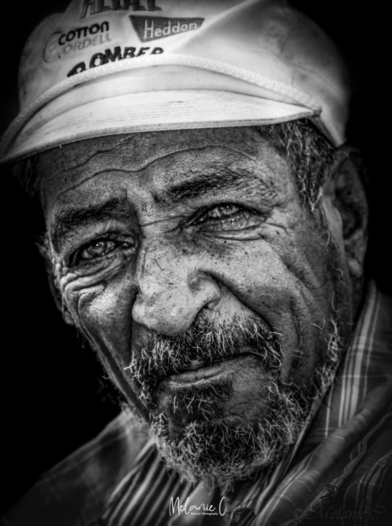 Old Fisherman Fine Art
