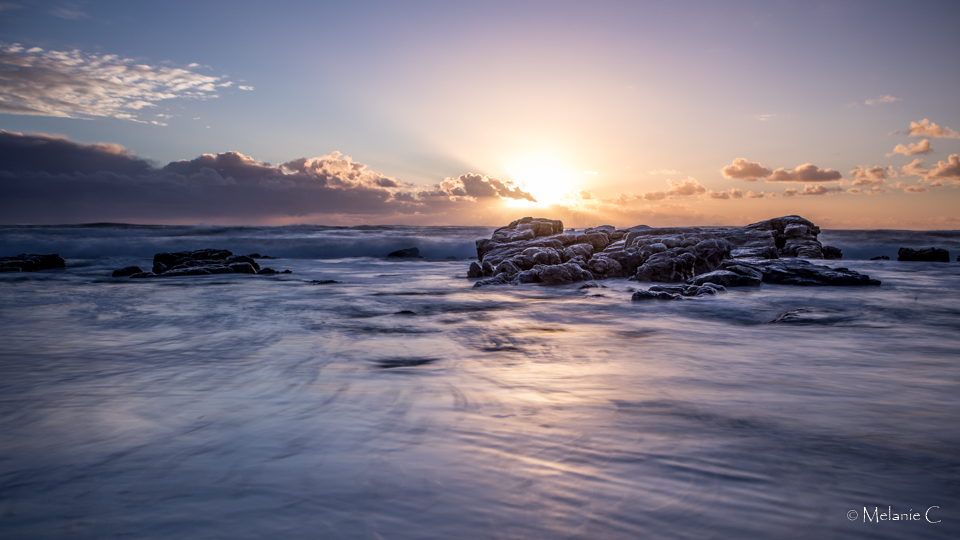Kommetjie Beach Seascape